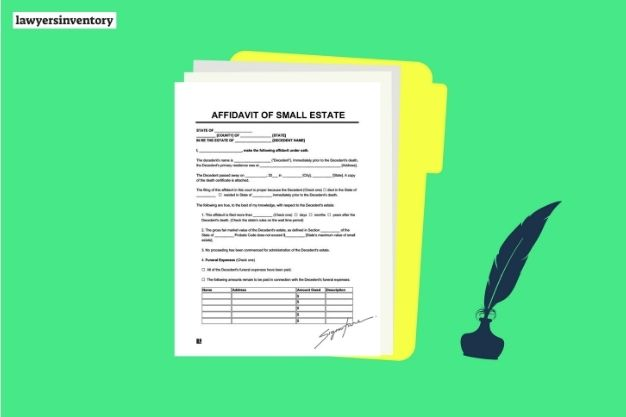 What Is A Small Estate Affidavit?